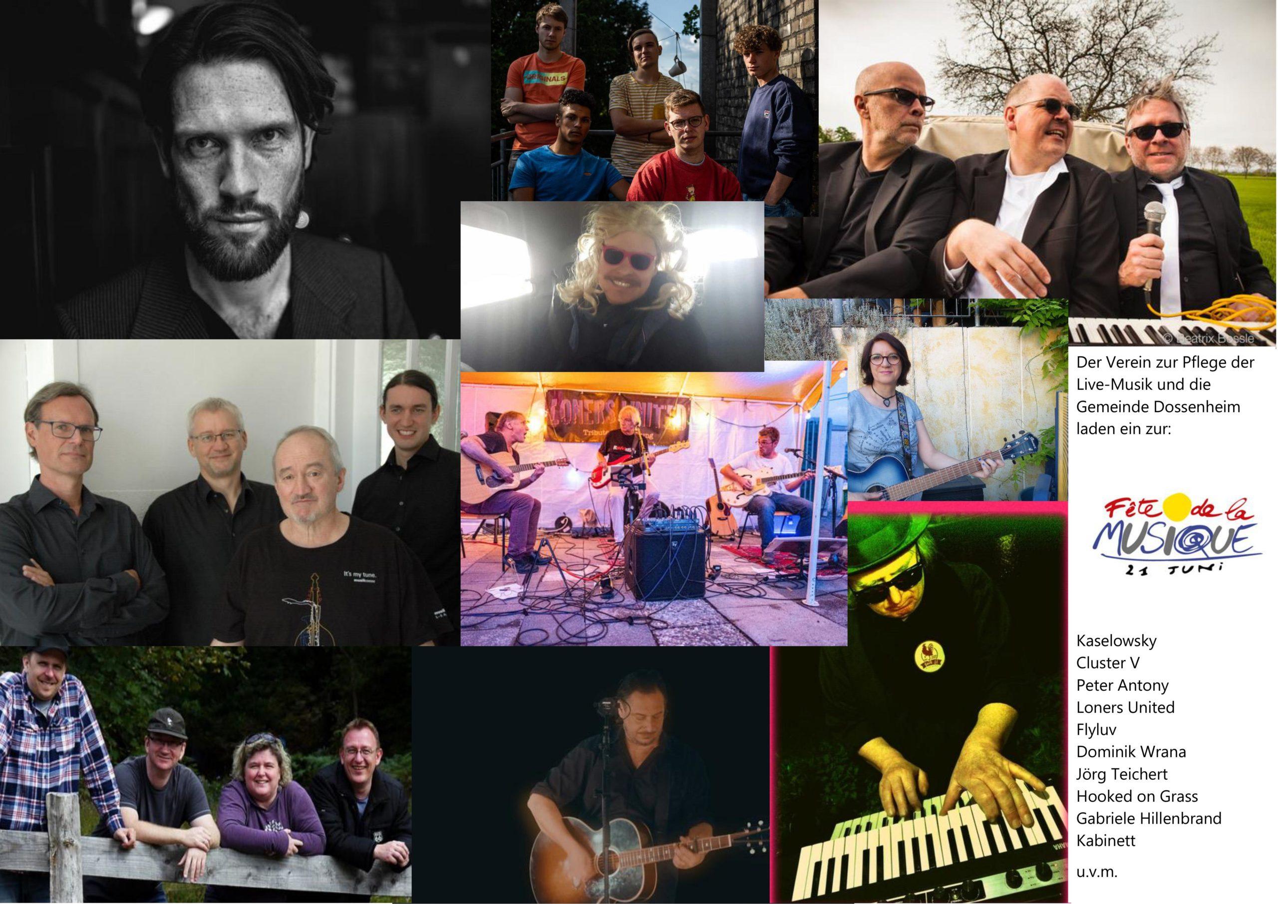 Fête de la Musique in Dossenheim