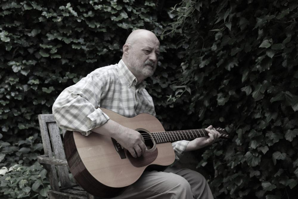 Wohnzimmer Konzert mit Wolfgang Striebinger